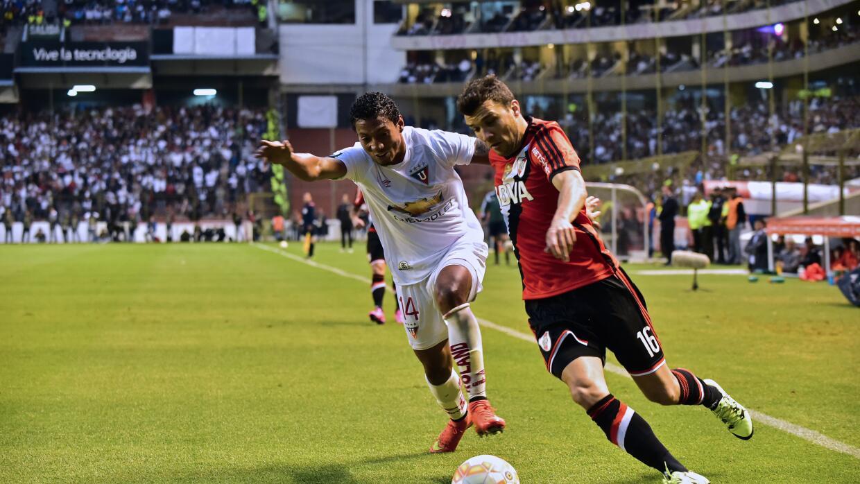 River Plate sigue adelante en la Sudamericana.