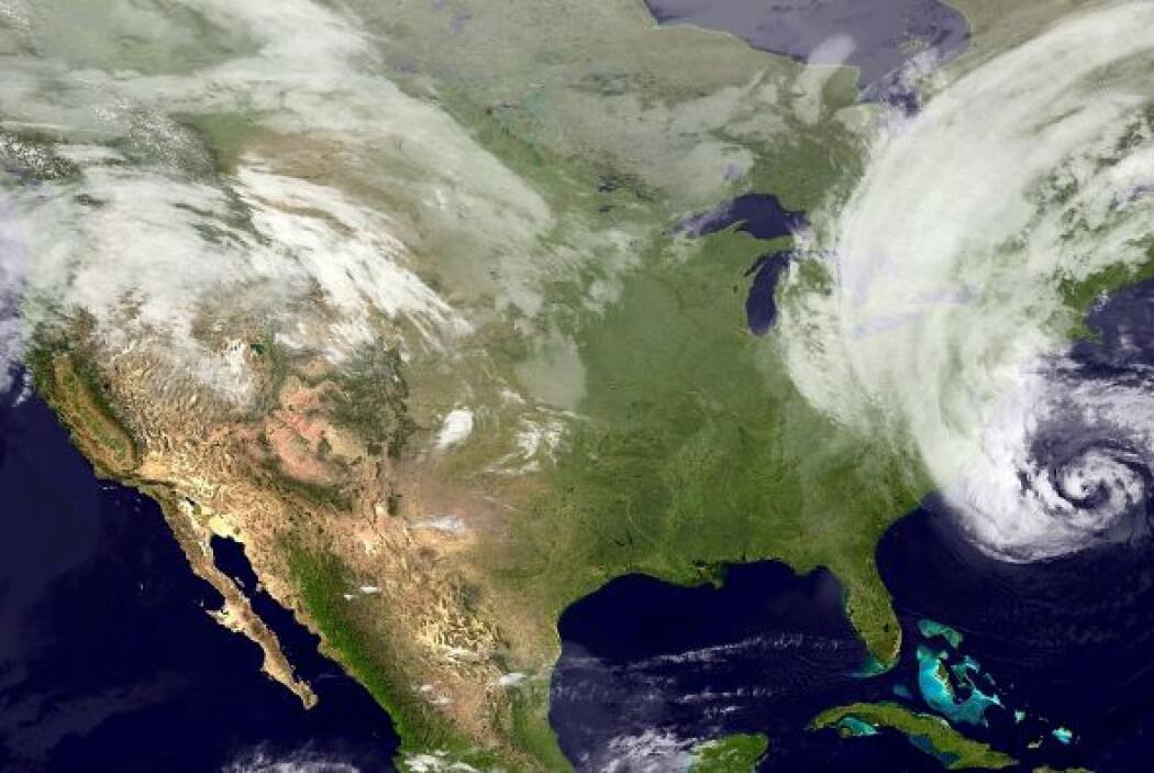 """Nueva York y Nueva Jersey fueron los más golpeados por el huracán """"Sandy..."""