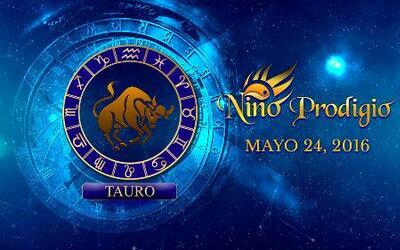 Niño Prodigio - Tauro 24 de mayo, 2016