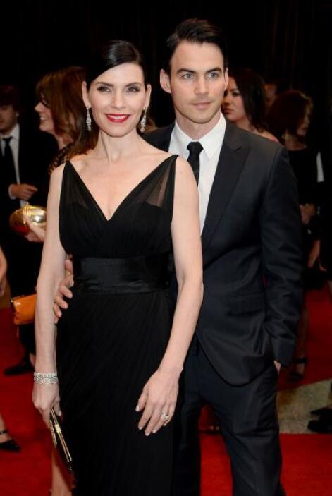 Julianna Margulies y su esposo, Keith Lieberthal. Mira aquí los videos m...