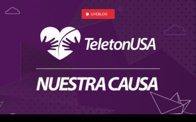 Teletón Live Blog