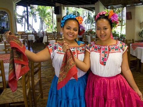 Bienvenidos a este festin, un recorrido por lo mejor de la cocina mexica...