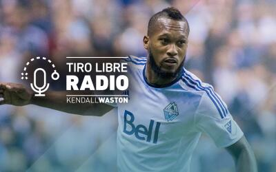 Kendall Waston en podcast Tiro Libre Radio