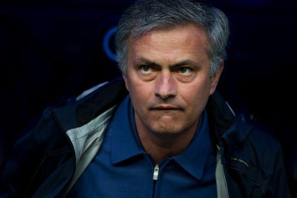 José Mourinho: El entrenador portugués del Real Madrid ya...
