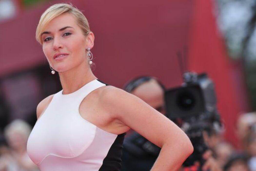 Kate Winslet ganó un Oscar en el 2008.
