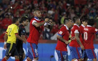 Chile vs Colombia