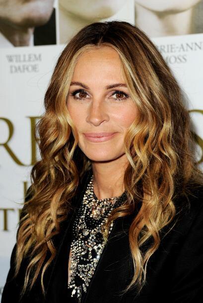 Más guapa que nunca, la actriz reapareció en la cinta &quo...