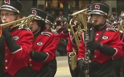 Cumplió 83 años el tradicional desfile de McDonald's por el Día de Acció...