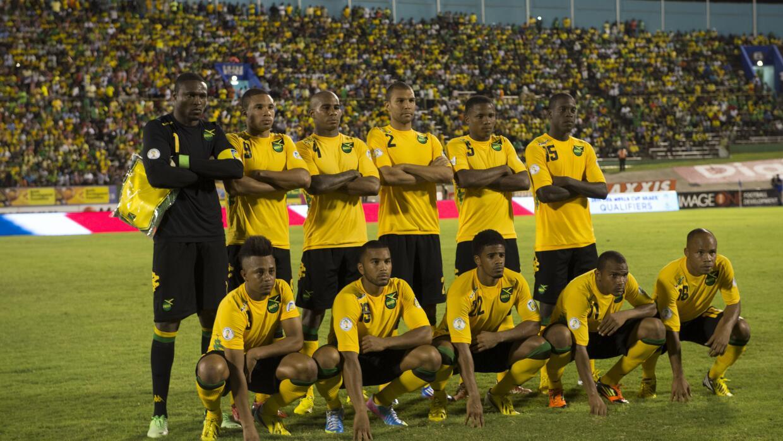 Selección Jamaica Copa Oro
