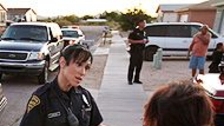 Obama volvió a criticar la ley de Arizona en el programa de Larry King 6...