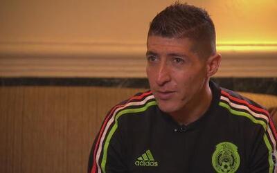 """Alejandro 'Pikolin' Palacios: """"La paciencia ha sido clave para mi"""""""