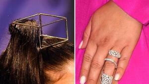 Bolsos, adornos para el pelo, anillos y hasta el celular para la 'selfie...