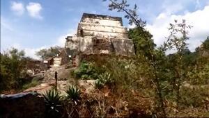 Frecuentes avistamientos OVNI en la Pirámide del Tepozteco