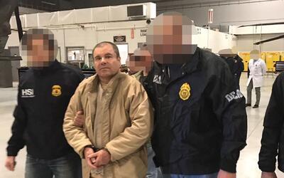 """""""¿A dónde me llevan?, ¿voy al penal El Altiplano?"""", preguntó 'El Chapo'..."""