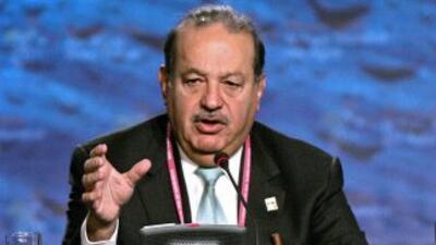 Aún así, el empresario mexicano sigue siendo en hombre más acaudalado de...