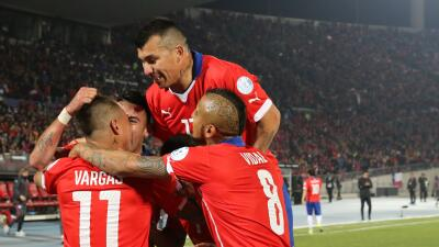Chile vs. Perú