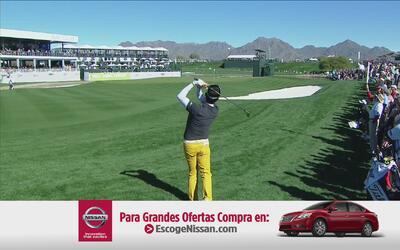 ¡Arrancó el abierto del golf: el Phoenix Open!