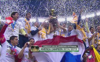 América es el nuevo gigante de la CONCACAF Liga de Campeones 2015