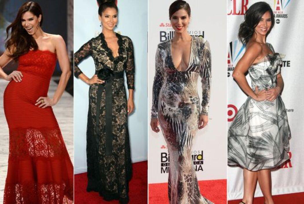 La actriz puertorriqueña forma parte de la lista de las mujeres latinas...