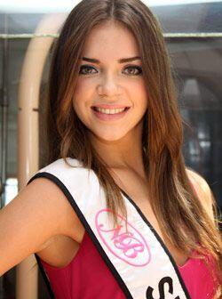 Gabriela Quintero Martínez de 18 años es Nuestra Belleza S...