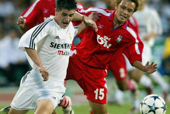Javier Portillo fue una de las promesas del Real Madrid en la década del...