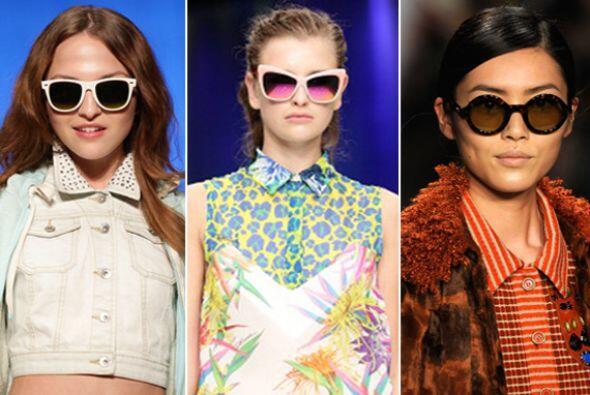 ¡Por su belleza y practicidad,  las gafas de sol se convierten en un acc...