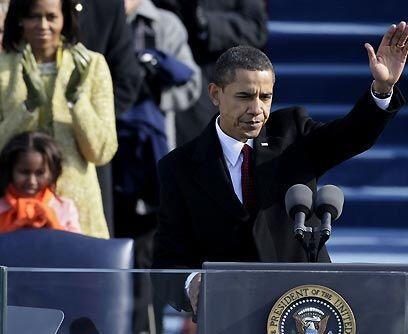 """Obama presidente de Estados Unidos""""Que Barack Obama se hubiera convertid..."""