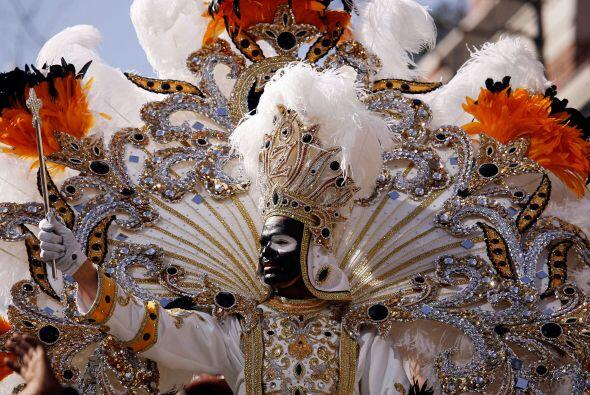 El festival reúne toda la diversidad social y cultural de la ciud...
