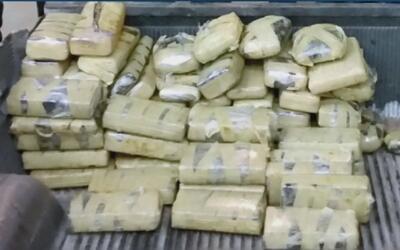Decomisan 229 libras de marihuana en el puente de Eagle Pass en Texas
