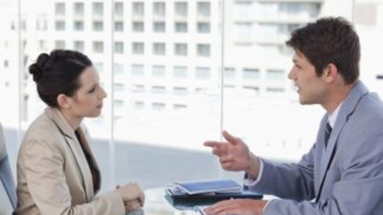 Debes saber muy bien el terreno que pisas y preparar bien tus argumentos...