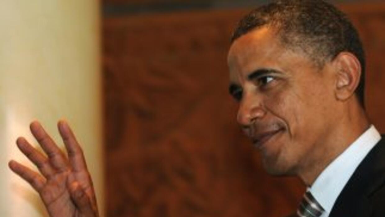 El presidente de Estados Unidos, Barack Obama, destacó la competitividad...