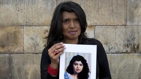 Gina Potes fue una de las primeras en denunciar un ataque de ácid...