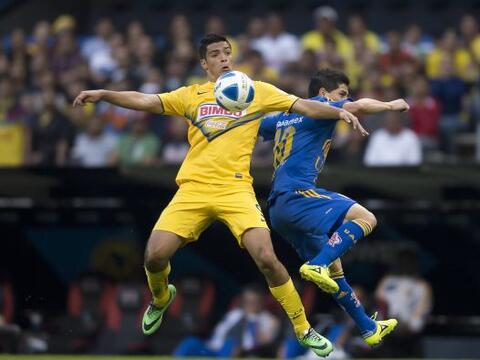 El duelo ante América y Tigres de la Jornada 4 del Apertura 2014...