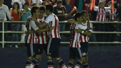 Chivas 1-0 Irapuato en la Copa MX