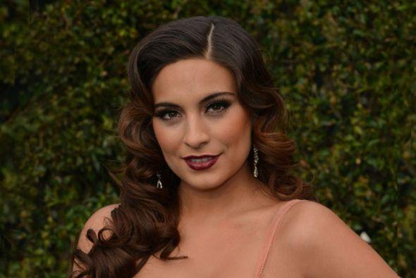 Ana Brenda es una joven actriz que también se ha colocado como una de la...