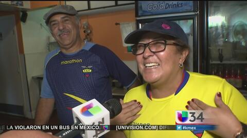 Pasiones inunda corazón de fanáticos ante Ecuador vs EEUU