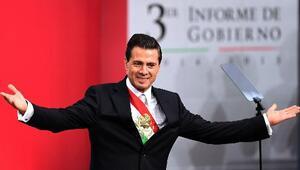 Peña Nieto rinde su tercer informe de Gobierno