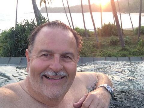 Raúl de Molina disfrutó unas extraordinarias vacaciones en...
