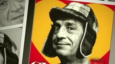 Los simpáticos personajes de Roberto Gómez Bolaños también están present...