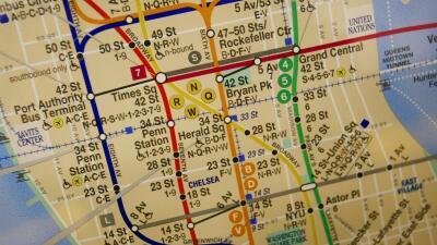 NY Subway