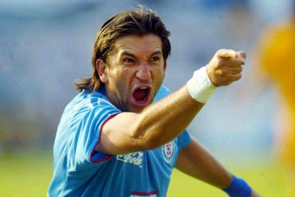 """Francisco """"Kikín"""" Fonseca fue un negocio redondo para el Cruz Azul, cuan..."""