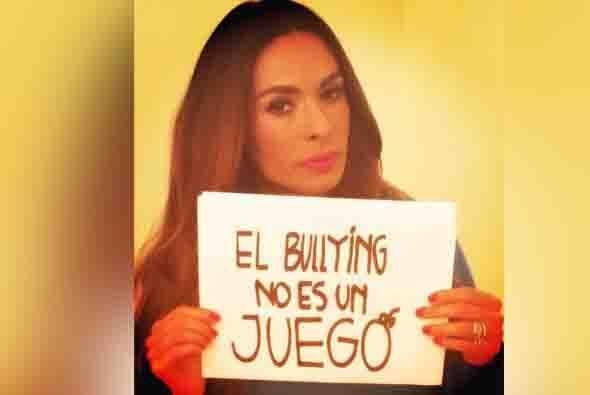 La conductora mexicana Galilea Montijo. Foto tomada de Twitter.