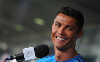 Cristiano Ronaldo quiere seguir en el Real Madrid.