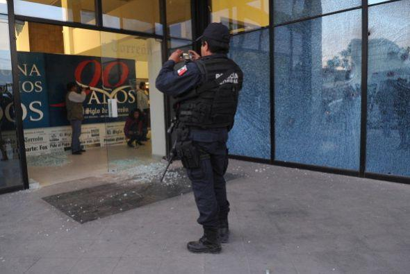 Sus diarios (como el Siglo de Torreón) han sido atacados en diversas oca...