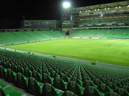 Este sistema de iluminación, será utilizado en los estadio...