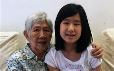 Niña de 12 años crea app para ayudar a su abuela con Alzheimer