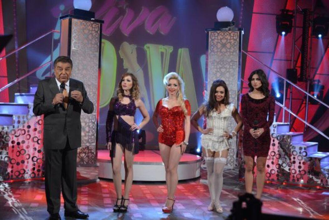 Una de estas tres hermosas mujeres no pasará a la siguiente ronda y se q...