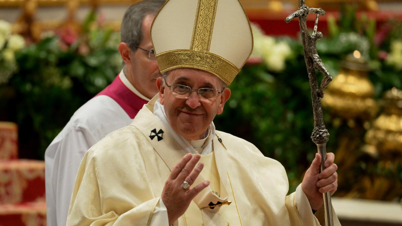 Papa Francisco, México