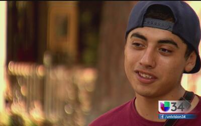 Luis Alfredo, un joven trabajador y responsable