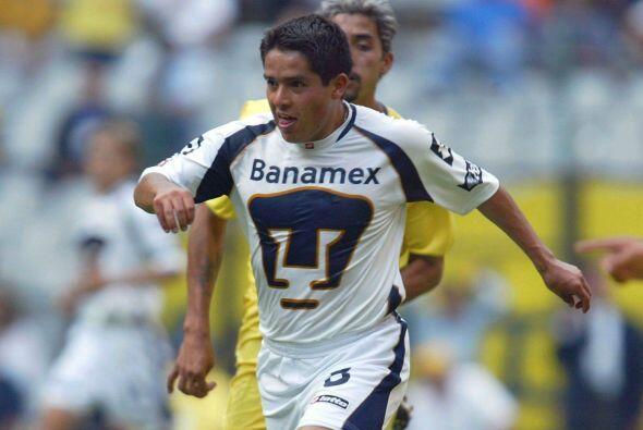 Luis Ignacio González es otro de los universitarios que salieron...